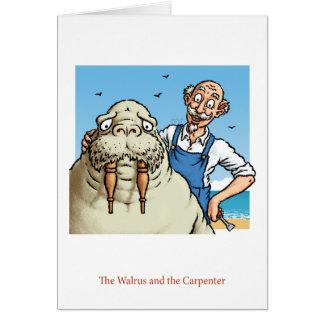 Carte de morse et de charpentier