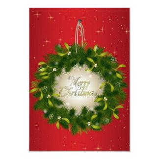 Carte de Noël 5» x 7» basic White Carton D'invitation 8,89 Cm X 12,70 Cm