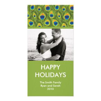 Carte de Noël Cartes De Vœux Avec Photo