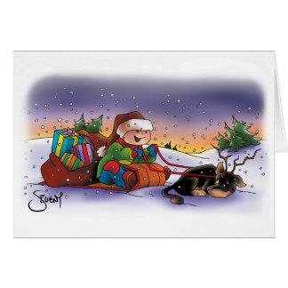 Carte de Noël de Sevigny_Cute