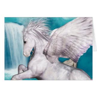 Carte de note de Pegasus