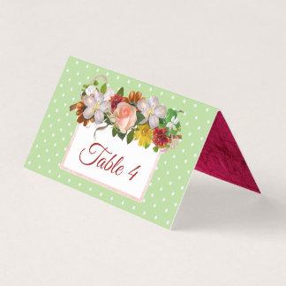 Carte De Placement Le vert rougissent carte rose de Tableau de