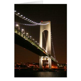 Carte de plan rapproché de pont