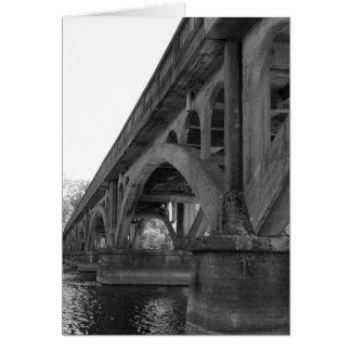Carte de pont en chariot de Winona