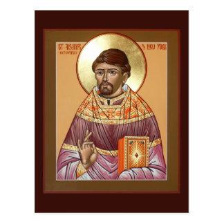 Carte de prière d'Alexandre Hotovitsky de saint