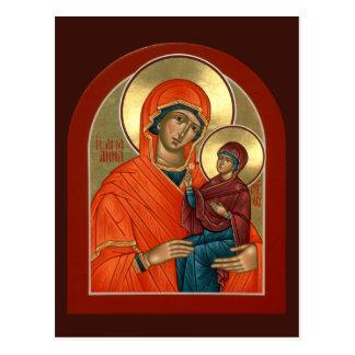 Carte de prière de St Anna Carte Postale