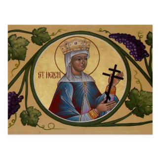 Carte de prière de St Hélène