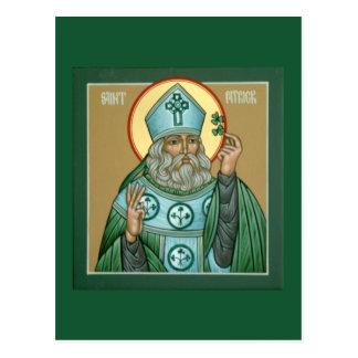 Carte de prière de St Patrick Cartes Postales