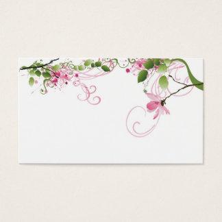 Carte de profil de magnolia