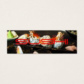 """Carte de profil de """"sushi"""" -"""