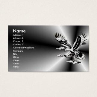 Carte de profil d'Eagle