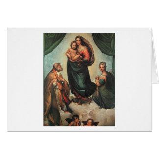 Carte de Raphael