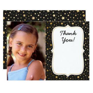 Carte de remerciements orienté magique