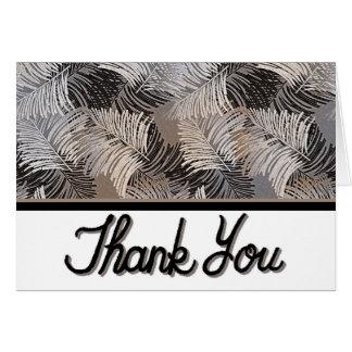 Carte de remerciements - toute l'occasion