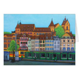 Carte de rendez-vous de Barfüsserplatz par Lisa