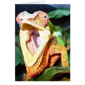 carte de reptile
