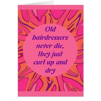 carte de retraite de coiffeurs