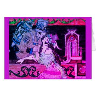 Carte de Saint-Valentin de Steampunk #9