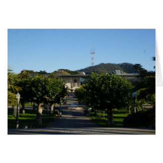 Carte de San Francisco Golden Gate Park #2