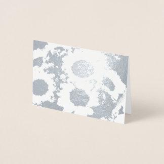 carte de sensation de tournesol d'aluminium bonne