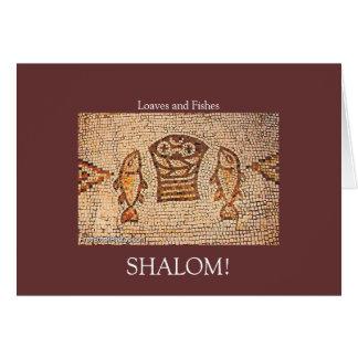 Carte de SHALOM