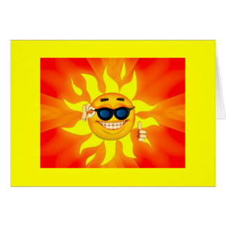 Carte de soleil