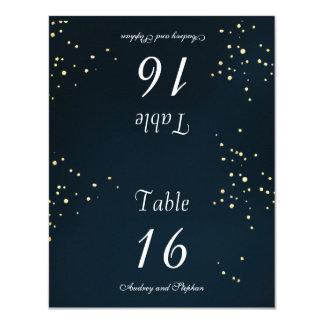 Carte de Tableau d'Aladdin Carton D'invitation 10,79 Cm X 13,97 Cm