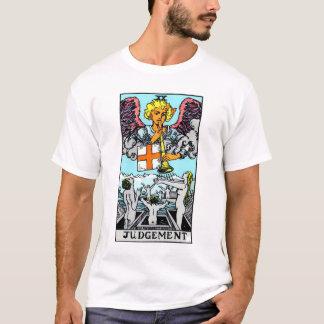 Carte de tarot de jugement t-shirt