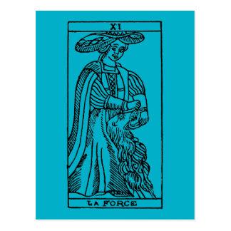 Carte de tarot : Force