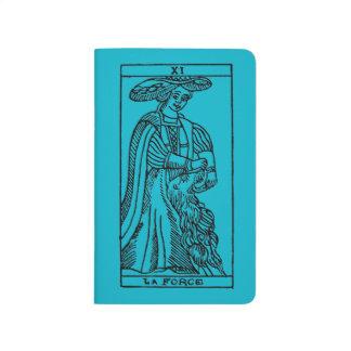 Carte de tarot : Force Carnet De Poche