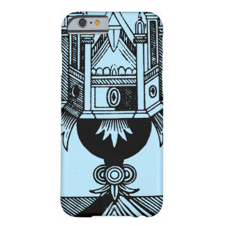 Carte de tarot : L'as des tasses Coque iPhone 6 Barely There