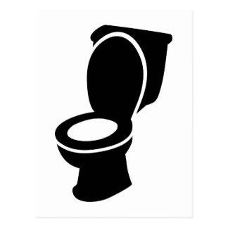 Carte de travail de toilette