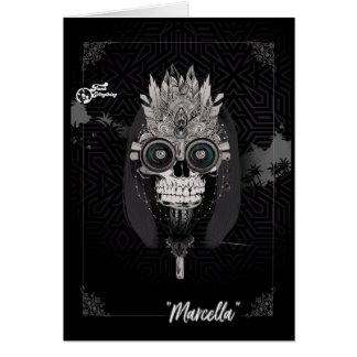 Carte de tribal de Marcella