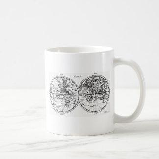Carte de Vieux Monde Mug