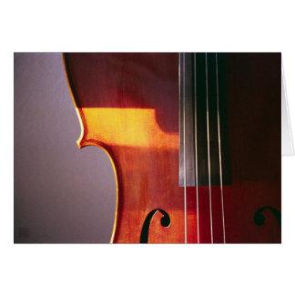 Carte de violoncelle