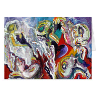 Carte de vision d'ange