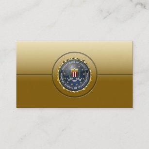 Carte De Visite 154 Edition Spciale FBI