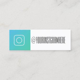 Carte De Visite La Mode Moderne Dinstagram
