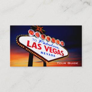 Carte De Visite Agent Voyage Guide Touristique Casino