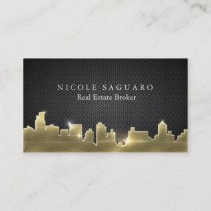 Carte De Visite Agent Immobilier