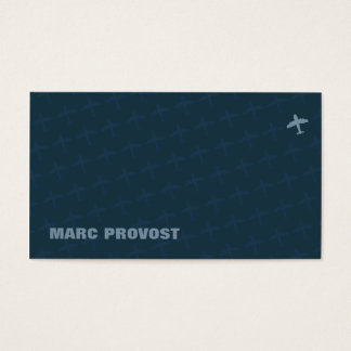 Carte de visite AIR MAIL