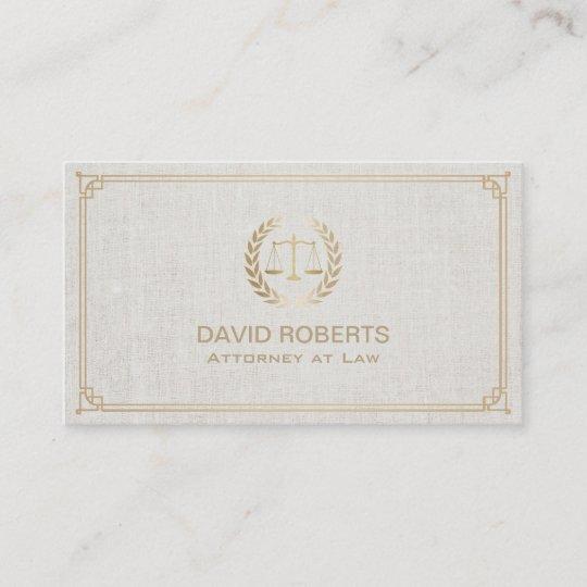 Carte De Visite Avocat Elegant Toile Chic Davocat