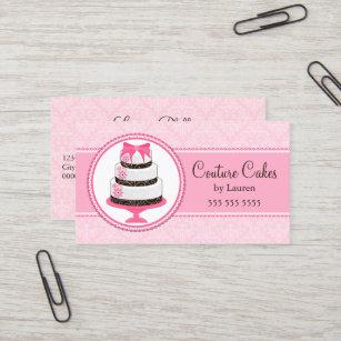 Carte De Visite Boulangerie Faite Sur Commande Gateau