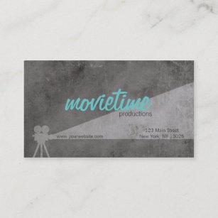 Carte De Visite Compagnie Production Cinmatographique