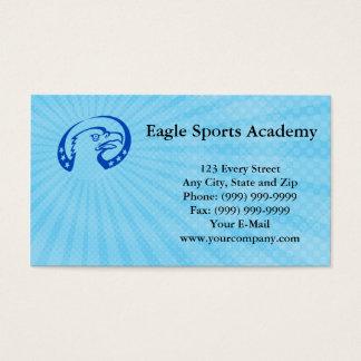 Carte de visite d'académie de sports d'Eagle