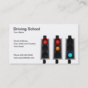Cartes De Visite Auto Ecole Zazzle Fr