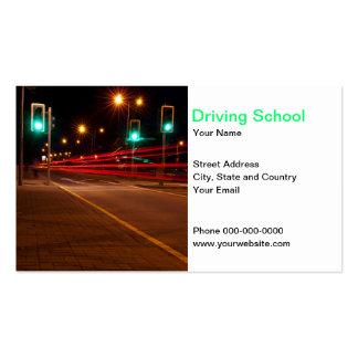 Auto Ecole Cartes De Visite