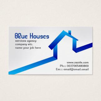 carte de visite de maison