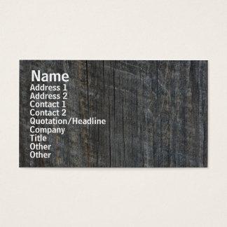 Carte de visite de photographie de nature de
