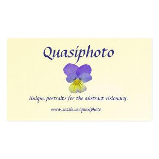 Carte de visite de Quasiphot